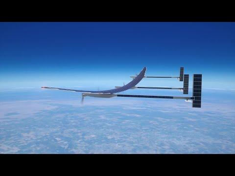 Odysseus High-Altitude Pseudo-Satellite