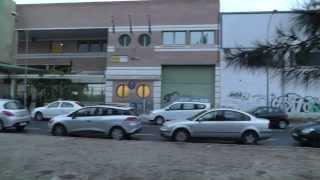 Очередь в Полицию по Делам Иностранцев, Extranjería в Аликанте, Alicante, январь 2014, видеоблогер С(Мое Агентство Недвижимости