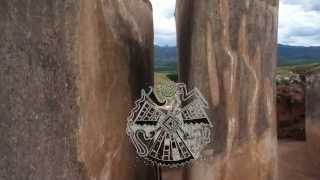 Repeat youtube video Zona Arqueológica de Alta Vista, Chalchihuites Zacatecas.