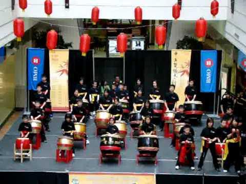 Jing Qing Lion Dance Troupe - YouTube