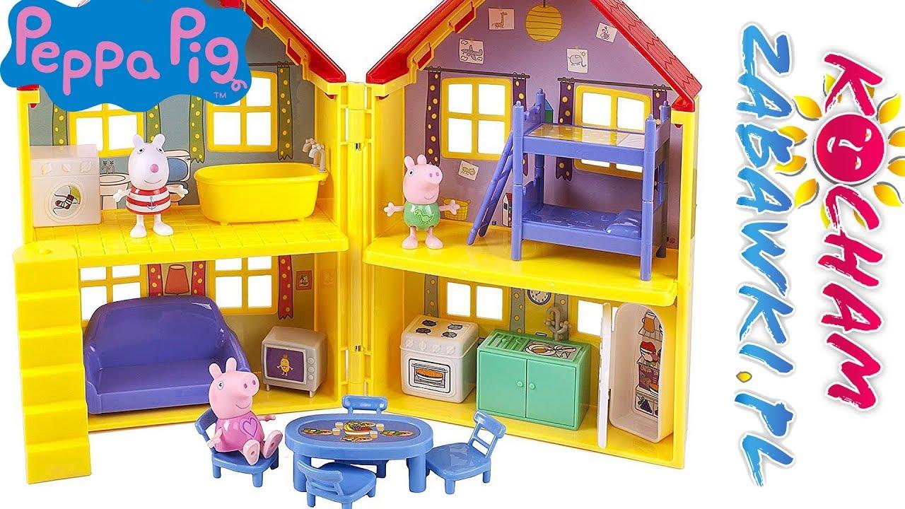 Świnka Peppa • Urządzanie mieszkania • bajki po polsku