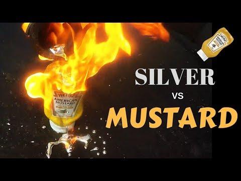 Molten Silver vs Mustard