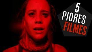 Os 5 piores filmes de terror dos Últimos 5 anos
