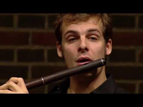 Sébastian Jacot - Round 1 Carl Nielsen International Flute Competition