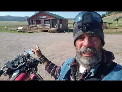 BackRoad Biker Adventures: Valles Caldera, New Mexico