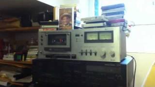 Hitachi D550 Tape deck