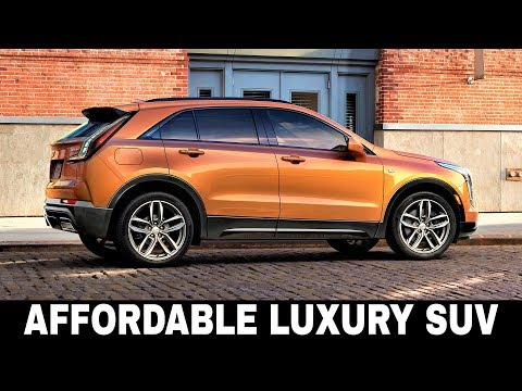 7 NEW Luxury SUVs and Elite Crossovers Under $40,000 to Buy in 2019