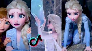 Elsa Best Moments ❄ Disney Princesses Frozen 2 ❄ Tiktok Videyo compilation