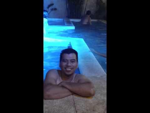 Swimming time at Arabelle Suites Bohol