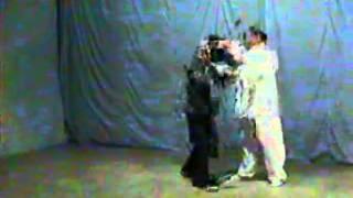 张玉琮 (Zhang Yu Cong), Li Jing Wu Lineage, Push Hands And Fa Jin!