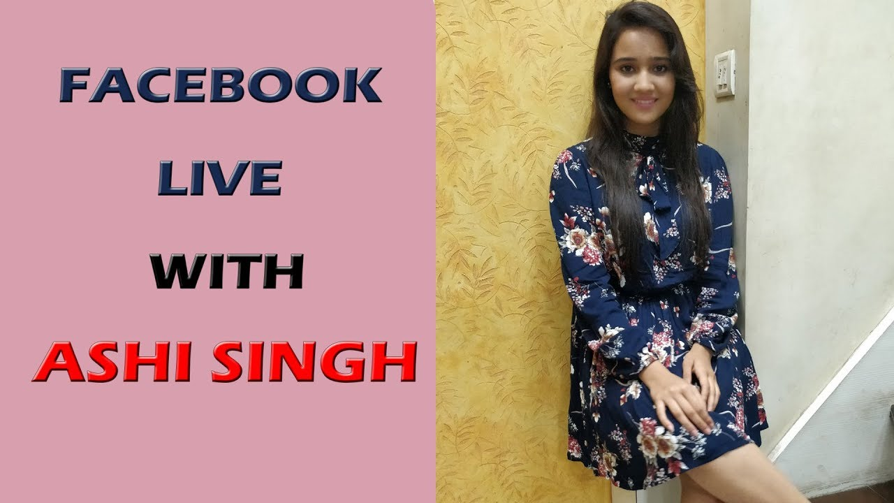 IWMBuzz: Facebook Live with Ashi Singh – TellySpice