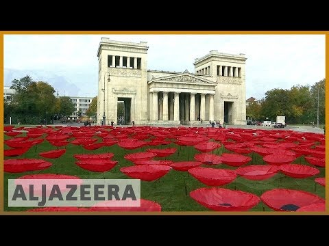 🇩🇪World War I centenary: Here is why Germany is not holding ceremonies l Al Jazeera English