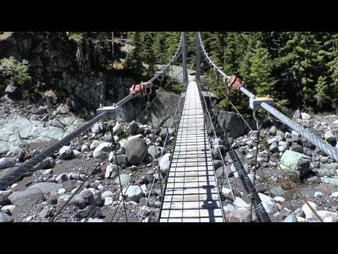 NW Corner Loop Hike @ Mt  Rainier NP 072013