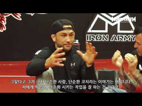 [Robin Black's On the Move] Frankie Edgar Interview (프랭키 에드가 인터뷰)