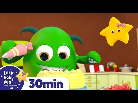 baking-a-cake-song!-|-+more-nursery-rhymes-&-kids-songs-|-abcs-and-123s-|-little-baby-bum