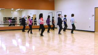 Too Blind To See - Line Dance (Dance & Teach)