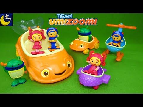 Team Umizoomi Toys Milli Umiplane Geo Umicopter Bot Umirrific Umicar Car Wonder Pets School Toys