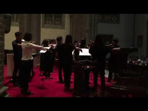 Nella Fantasia (string & Trumpet Solo)