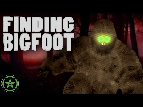 Let's Play - Finding Bigfoot