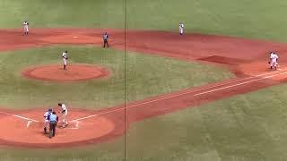 第67回全日本大学野球選手権大会 準々決勝 東北福祉大 - 白鴎大.