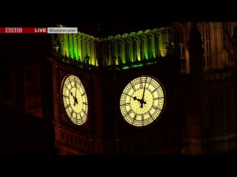 BBC News at Ten Special Edition - UK Vote on Strikes in Syria (02/12/2015)
