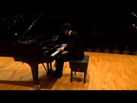 José María Villegas plays Suite in G minor HWV 432 by Georg F.  Händel  (Live recording)