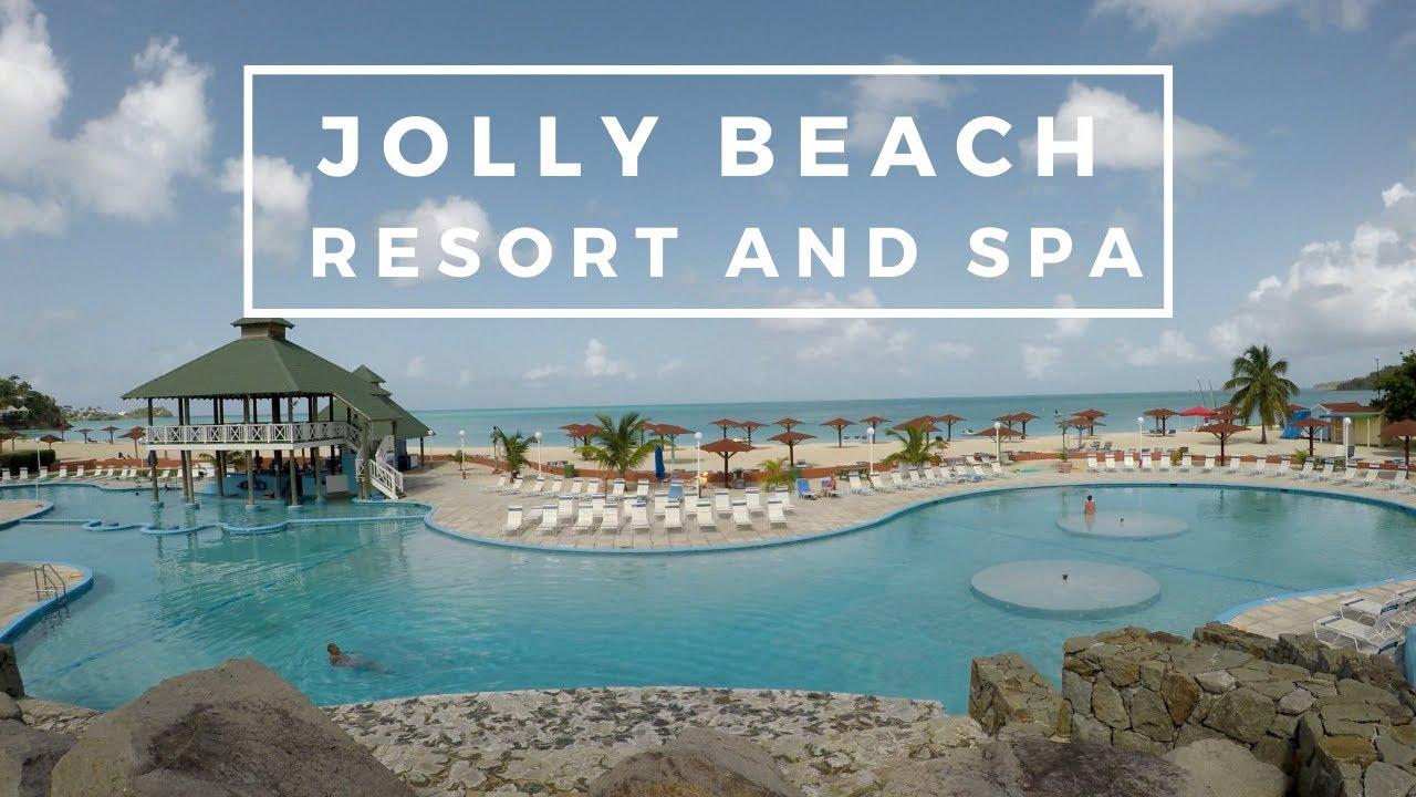 Starfish Jolly Beach Resort Walkthrough
