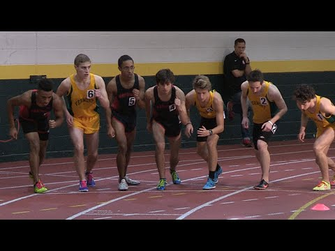 Indoor Track and Field: Vermont vs. Hartford (12/5/15)
