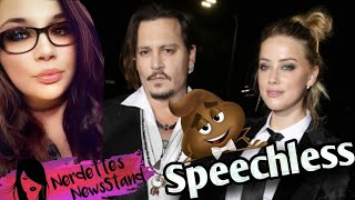 Amber Heard Caught Defecating on Johnny Depp's Bed & Punching Him While He Sleeps!