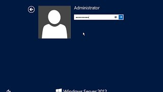 How to Reset Forgotten Domain Admin Password on Server 2012