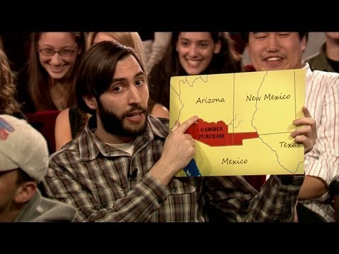 Thumbnail: The Gadsden Purchase (Late Night with Jimmy Fallon)