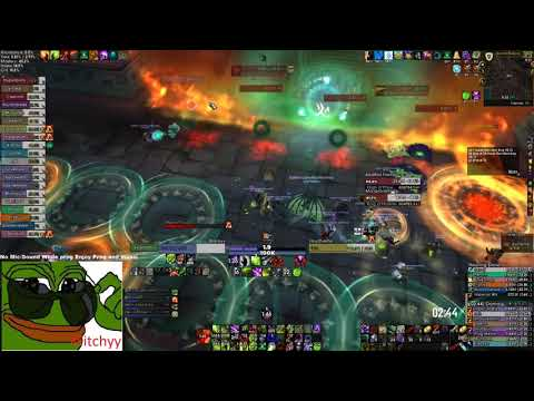 Selfless Vs Mythic Jadefire Masters Warlock Pov