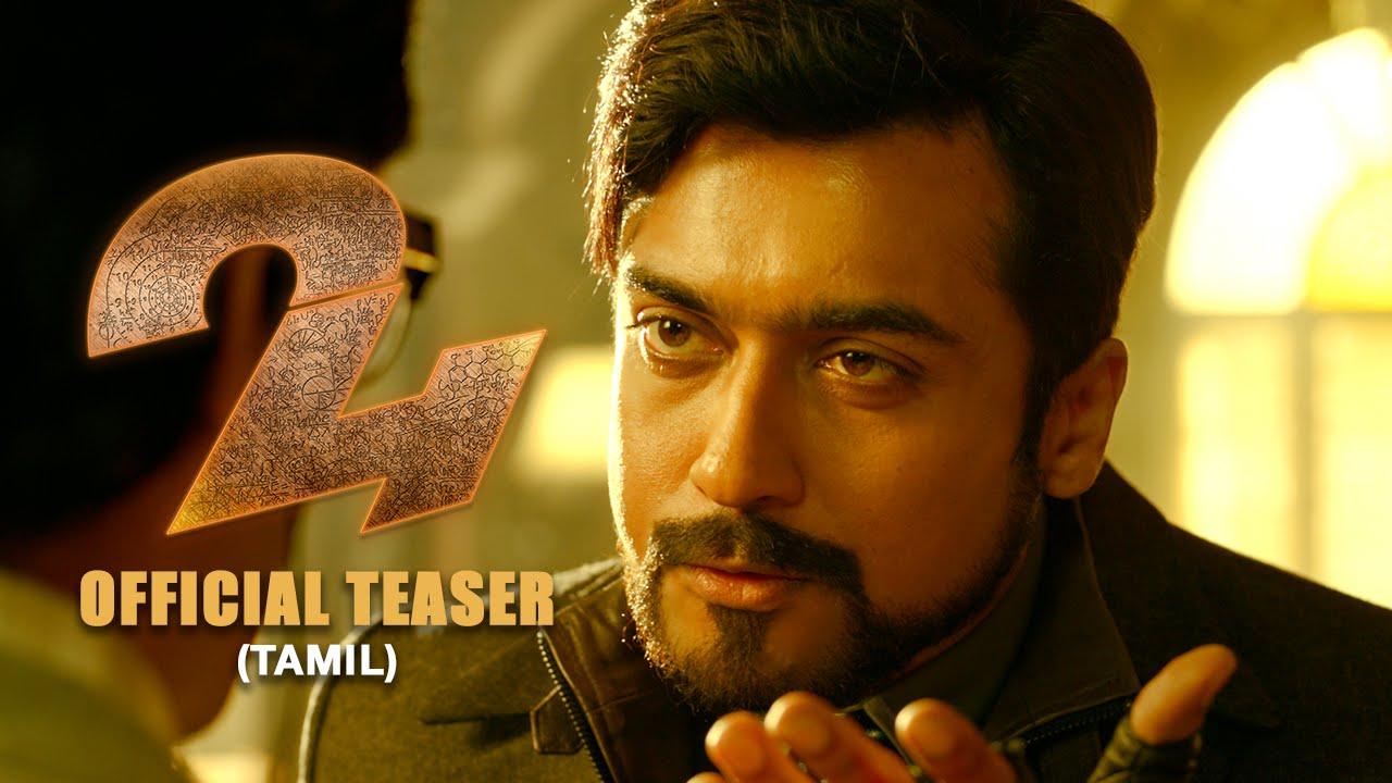 24 official teaser tamil