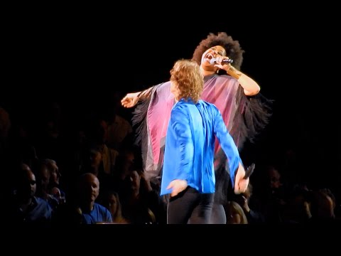 Rolling Stones - Gimme Shelter - Milwaukee 2015 Zip Code Tour with Lisa Fischer Live in Concert