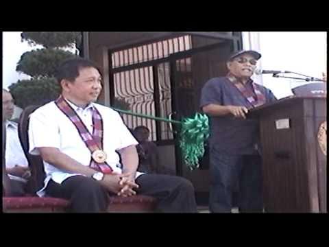 maimbung municipal hall inauguration Part 3