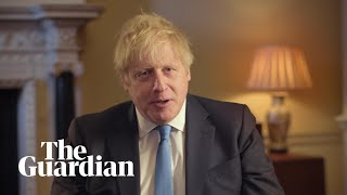 Boris Johnson addresses nation on Brexit Day: 'This is the dawn of a new era'