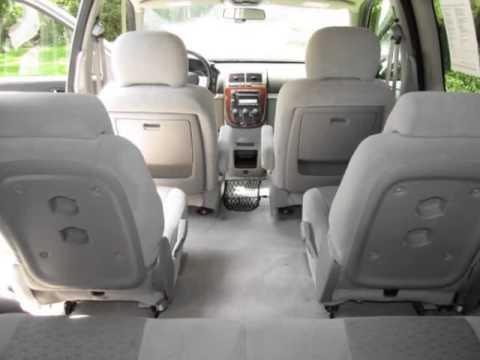 2008 Chevrolet Uplander 4dr Reg Wb Ls Satellite Radio Traction Control