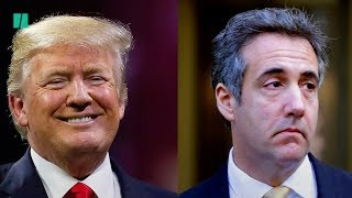 Buzzfeed Report: Trump 'Ordered' Cohen To Lie