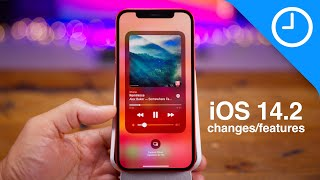 iOS 14.2 top changes and features!