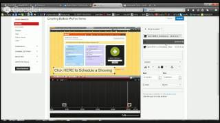 how to add a url link to a youtube video