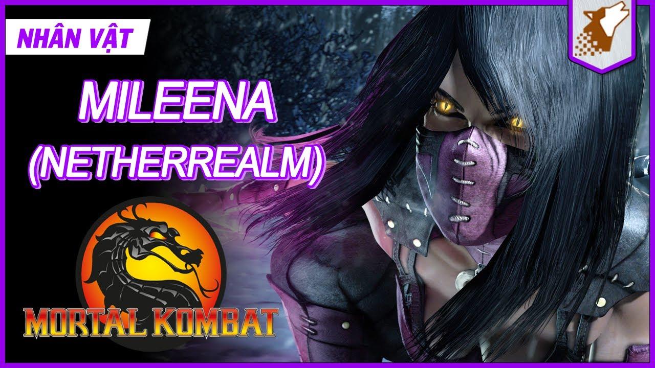 Cốt Truyện Nhân Vật | Mileena – Mortal Kombat #2 | Maximon Gaming