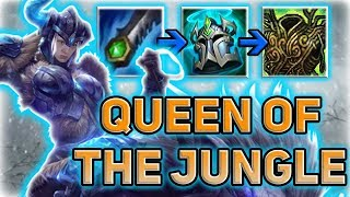 I'M TERRIBLE AND I CAN STILL JUNGLE WITH SEJUANI - Patch 7.16