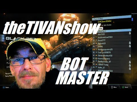 COD / BO3 = 1V1 ME BRO - BOT MASTER IN THE HOUSE w/ TIVAN
