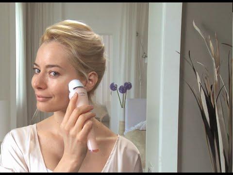 Aparat masaj facial philips