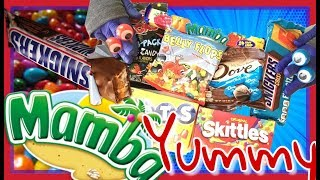 CANDIES AND SURPRISES SOMETHING INTERESTING with nursery rhymes for kids, children's, toddler's