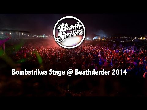 Bombstrikes Stage @ Beatherder Festival 2014