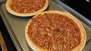 BEST Homemade Pecan Pie - By The Lighthouse Lady