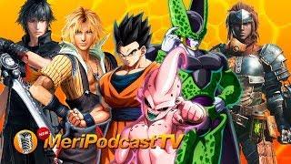 NEW MeriPodcast 11x16: Beta Dragon Ball FighterZ y ventas Switch