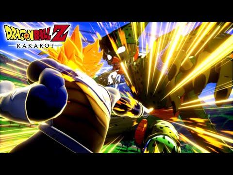 New Finishing Moves in Dragon Ball Z: Kakarot |