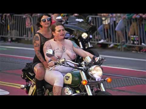 Lesbian Gay Bisexual & Transgender Pride, San Francisco
